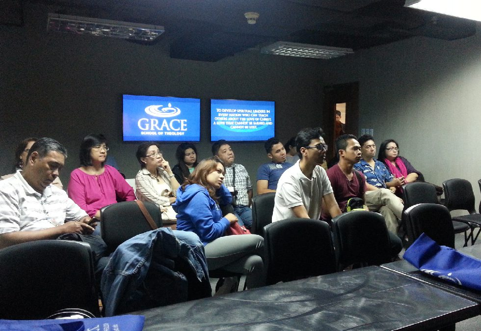 Grace Asia Joins Grace School of Theology Annual Banquet